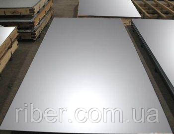 Лист х/к 1.0 мм (1000х2000, 08 КП 5)