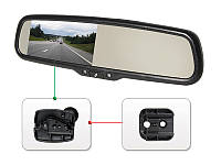 Зеркало заднего вида со встроенным Full HD видеорегистратором Gazer MMR7110