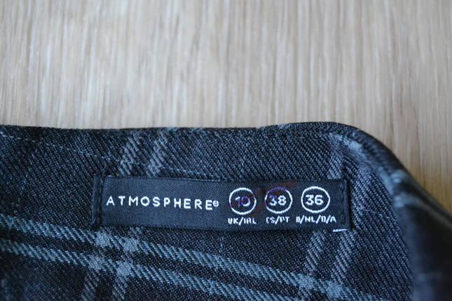 Клетчатые шорты на запАх Atmosphere, фото 2