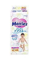 Детские подгузники Merries размер XL 12-20 кг 44 шт.