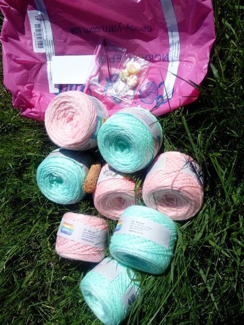 купить нитки для вязания в каменец подольском дешево