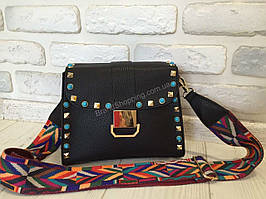 Кожаная женская сумочка Valentino 0301s