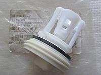 Заглушка сливного насоса стиральной машины Samsung DC97-09928D