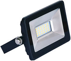 Прожектор LED ELMAR LFL 10Вт 6400K SMD IP65, черный