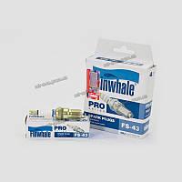 Свеча зажигания FINWHALE Aveo 1.2  16V коробка к-т (FS43)