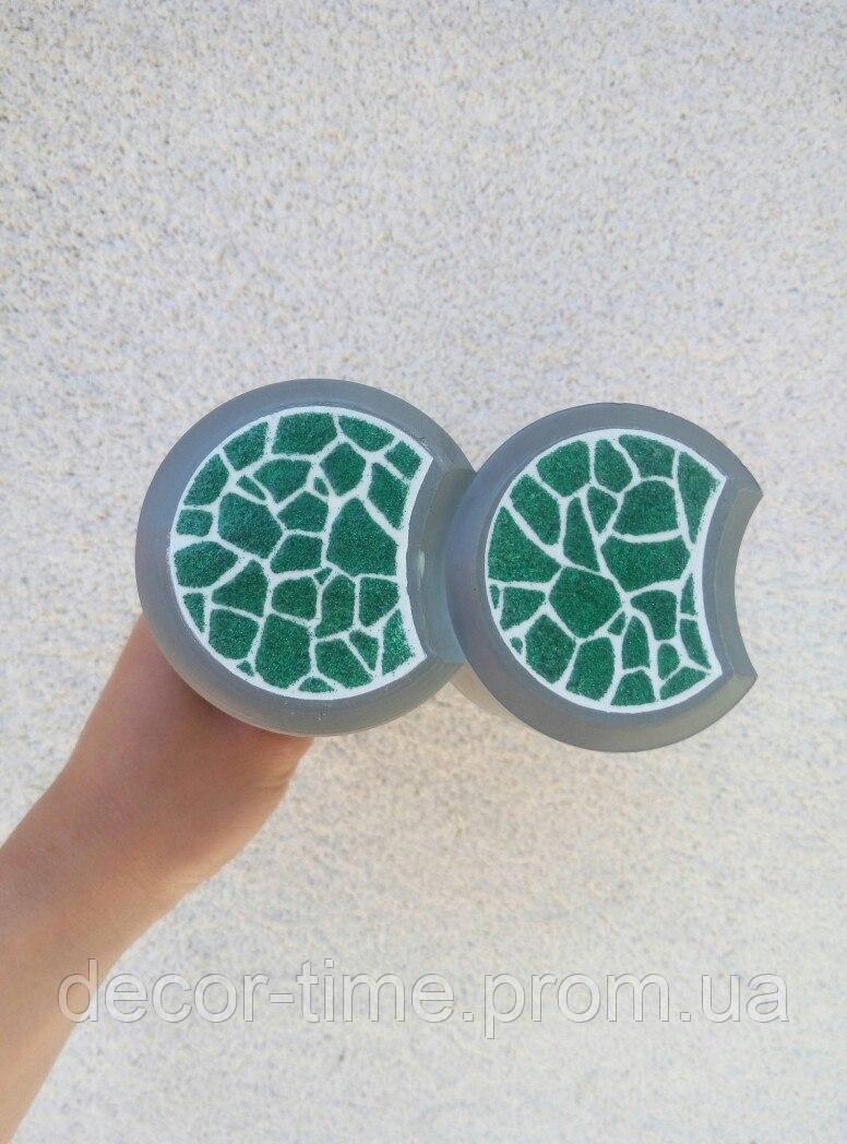 """Пластиковый светящийся бордюр, для оформления клумб, светящийся в темноте Зеленый (304) - Интернет магазин """"DEСOR-time"""" в Закарпатской области"""