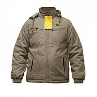 Двухсторонняя куртка на синтепоне подросток  DHY11207PB-2