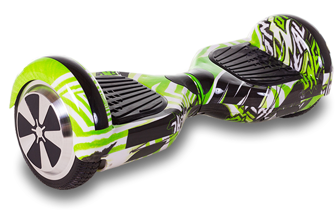Гироскутер SC1 Smart Balance Wheel Simple 6.5 Зеленый