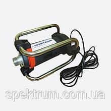 Глубинный вибратор для бетона Spektrum ZIP-150 (привод), 220 В