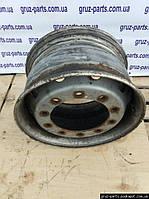 Диск колесный R22.5 на прицеп/полуприцеп  R22.5*11,75 под дисковые тормоза.