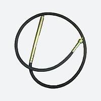 Булава для глубинного вибратора (диаметр 29 мм), вал длиной 3 м, фото 1
