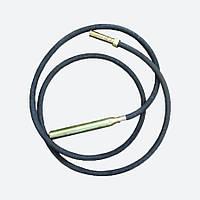 Гибкий вал (5 м) с булавой для глубинного вибратора (диаметр 48 мм), фото 1