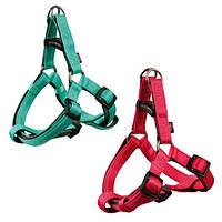 Trixie Softline Elegance One Touch Harness XS-S шлея-петля двойная для собак 30-40см, 10мм (1165)