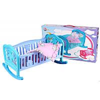Игрушка «Кроватка-колыбель для кукол» 4524 Технок