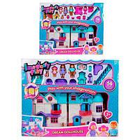 Детский игровой кукольный домик М 1205