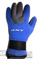 Неопреновые перчатки для дайвинга W-903 (3 мм)