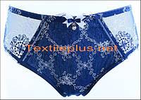 Женские трусики Lanny mode сине белый 52491