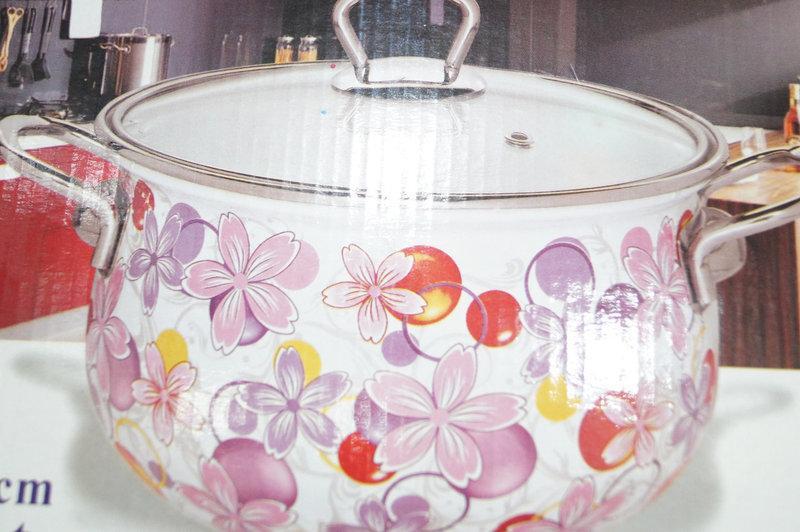 Кастрюля Giakoma 18 СМ 3.5L G-2705-18 керамическое покрытие