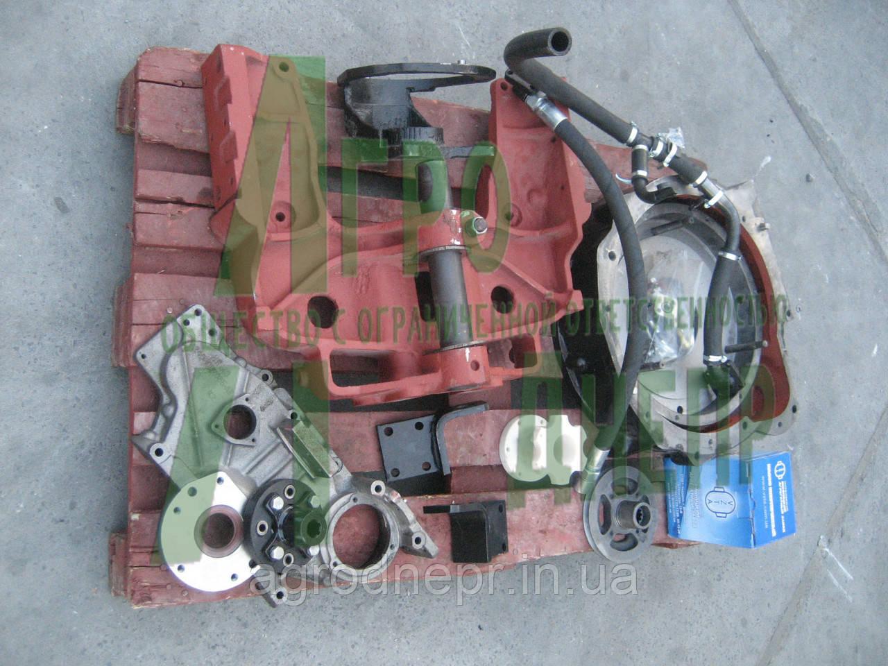 Комплект деталей для установки двигателя Д-240 на трактор ЮМЗ