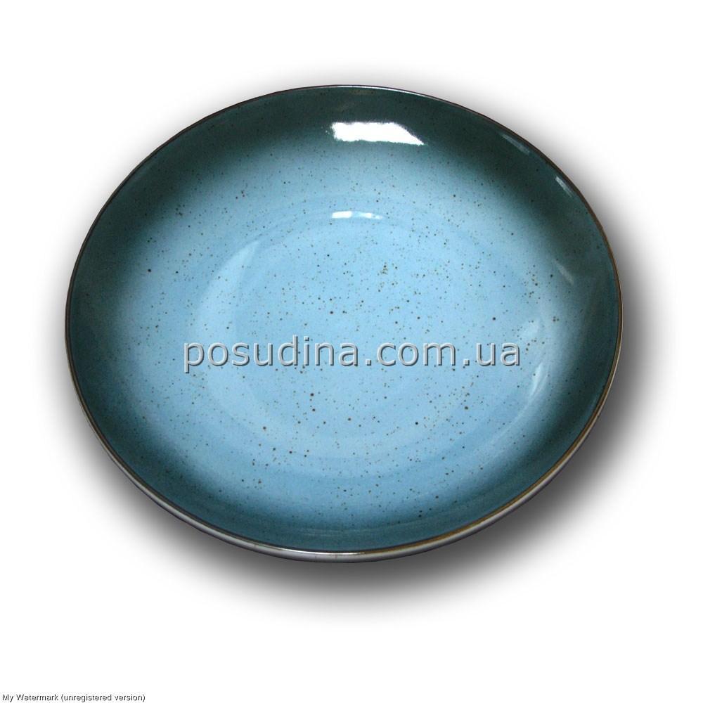 Тарелка фарфоровая Farn Siesta 230мм. Нептун