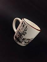 Чашка чай, кофе-капучино прованс