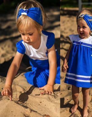 купить детскую одежду в морском стиле