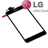 Сенсорный экран (touchscreen) для LG P875 Optimus F5, черный, оригинал