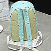 Рюкзак с сумочкой в цветочек 4 в 1, фото 8