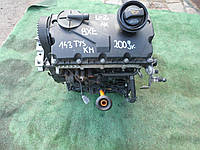 Двигатель 1.9TDI vw, fo BXE 77 кВт VW Golf V 2003-2008