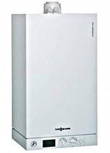 Котёл двухконтурный конденсационный газовый Viessmann Vitodens 100-W 26 кВт B1KC122 + коаксиальный дымоход