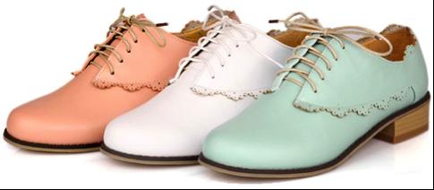 оксфорды, детские туфли