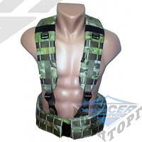 Ременно-плечевая система РПС на MOLLE