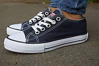 Жіночі Converse All Star темно-сині