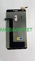 Модуль (сенсор + дисплей) Lenovo S850 чорний, фото 3