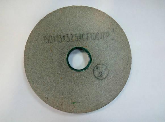 Круг поливинилформалевый  54С 150х13х32 F100 ПФ, фото 2