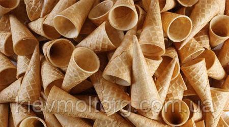 Вафельные рожки и стаканчики для мороженого, фото 2