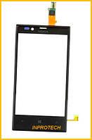 Сенсор (тачскрин) Nokia Lumia 720 Black Original