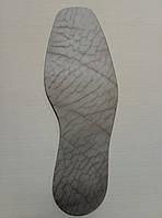 Стелька мужская кожаная (чепрачная), фото 1