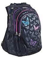 Модный подростковый рюкзак T-27 Butterfly