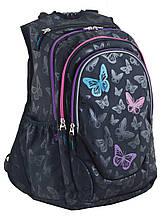 553151 Подростковый рюкзак YES T-27 Butterfly 45*29*14