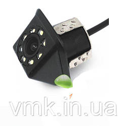 Камера заднего вида Врезная с подсветкой 8 диодов