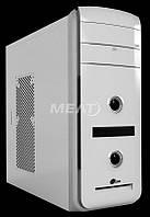 ProLogix A07B/7019 White PBS-500W-12cm; P/PFC, 3 hdd, 5 sata, 6pin, 6+2pin и 8pin разъемы, 120mm Fan on rear