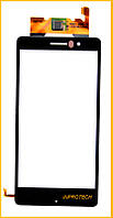 Сенсор (тачскрин) Nokia Lumia 830 Black Original