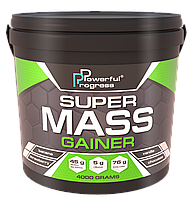 Гейнер Powerful Progress Super Mass Gainer 4 кг
