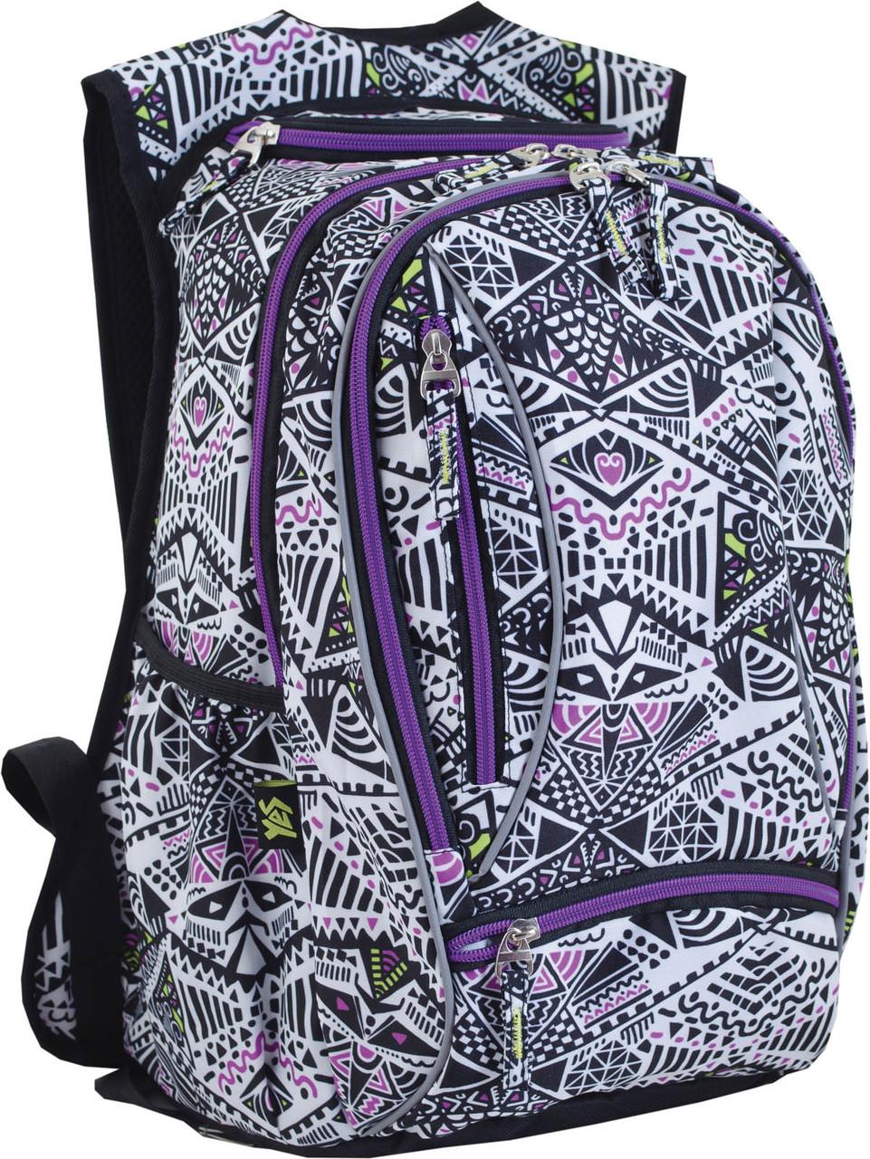 553160 Подростковый рюкзак YES T-28 Ice cream 40*25,5*20