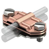 Разделительный элемент биметалический 233 ZV нержавеющая сталь. OBO Bettermann. 5336376