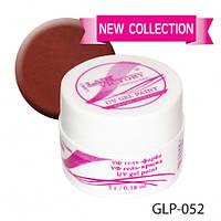 Гель фарба Lady Victory, 5 р. GLP-052 (червоно-коричневий)