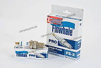 Свеча зажигания FINWHALE ВАЗ-2108 3-х электрод. коробка к-т (FS2)