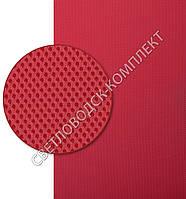 Сетка кросовочная №003, Турция, ширина 160 см, цвет красный