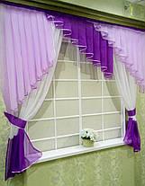 """Кухонные шторы - """"Аделина"""", фото 2"""